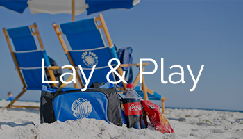 Lay and Play Holiday Inn Resort Pensacola Beach Florda