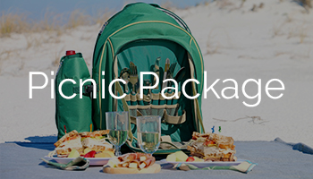 Picnic Package Holiday Inn Resort Pensacola Beach