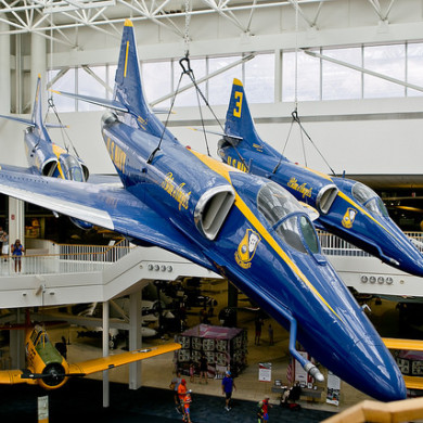 National Naval Aviation Museum Pensacola FL