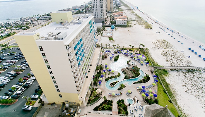 Holiday Inn Resort Pensacola Beach Win A Stay Featured Image