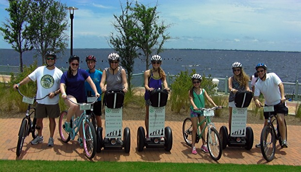 emerald coast bike & segway tours pensacola fl
