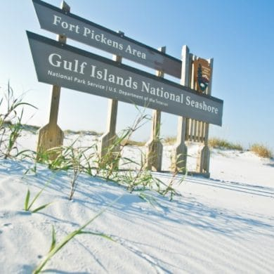 fort pickens pensacola beach fl