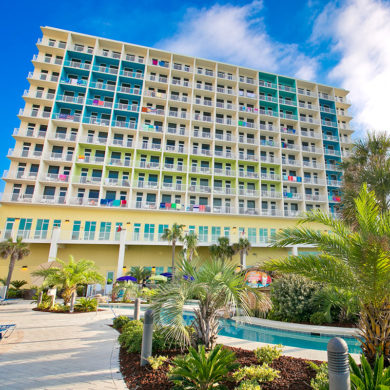 Holiday Inn Resort Pensacola Beach FL Property